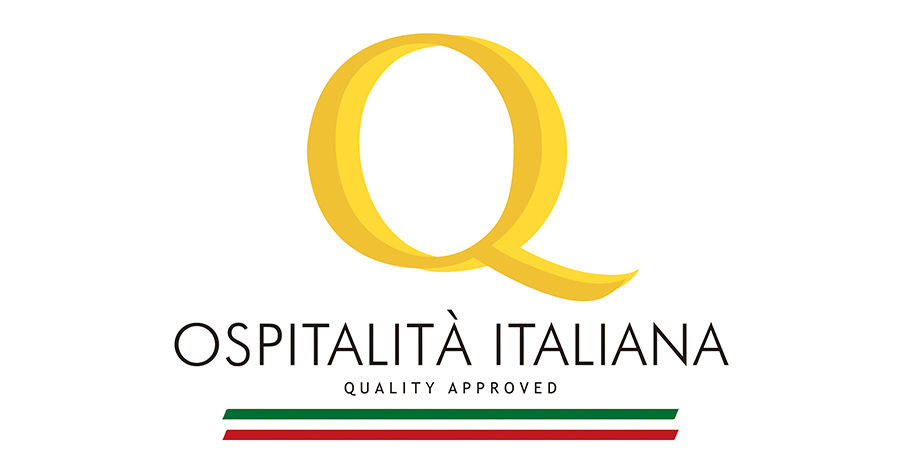 OSPITALITA ITALIANA quality approved